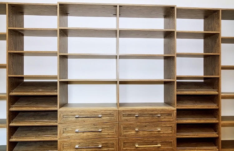storage space custom closet