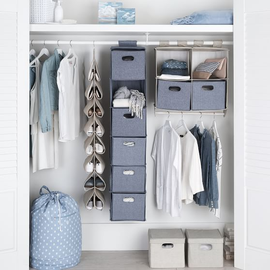 closet storage space
