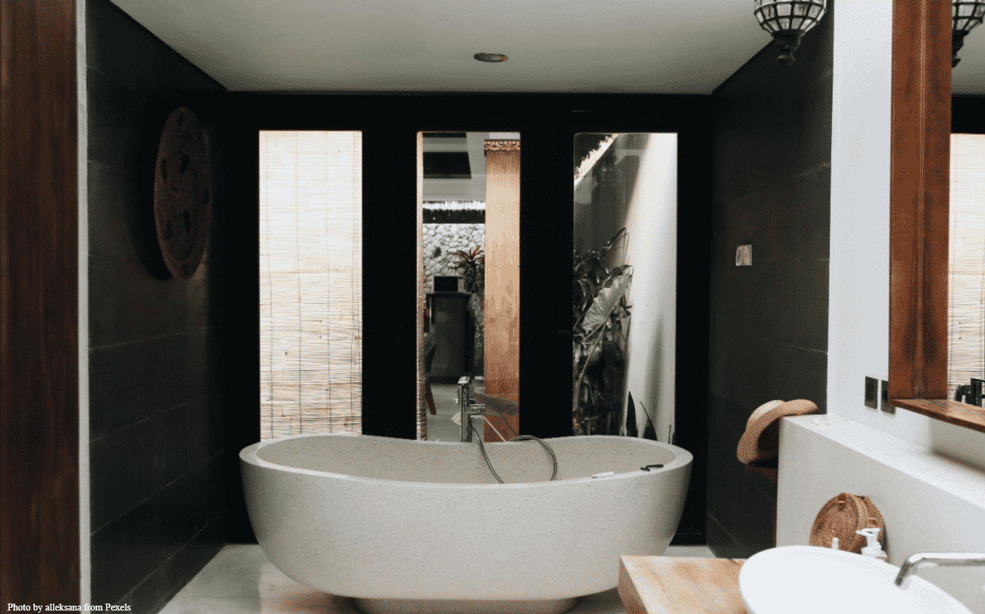 contemporary bathroom 101
