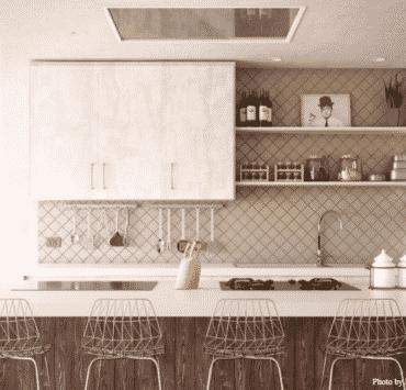 kitchen backsplash materials