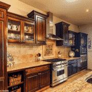 spanish style kitchen