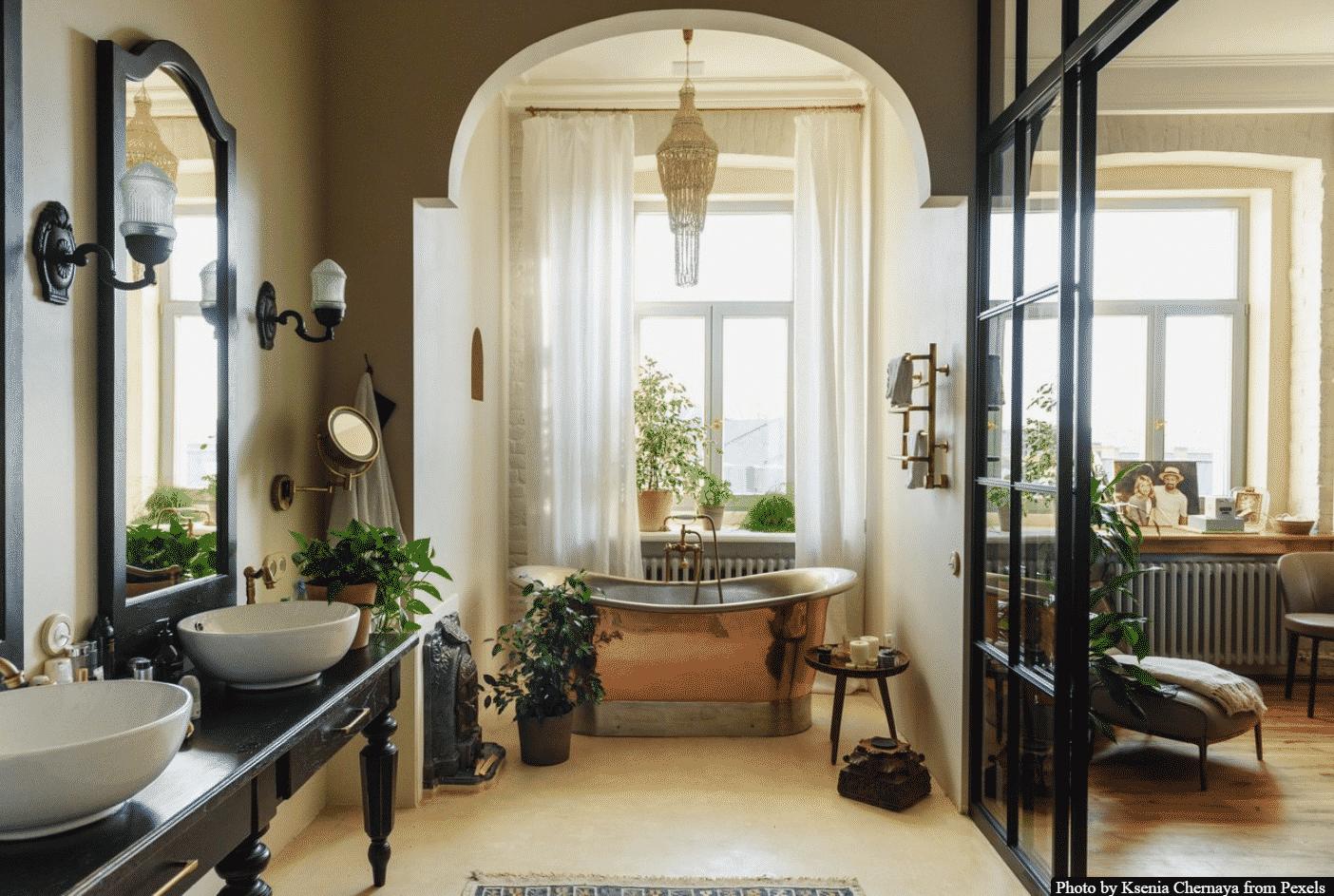 expensive bathroom remodel