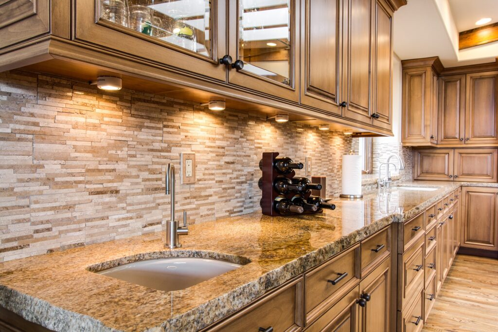 kitchen remodel countertop