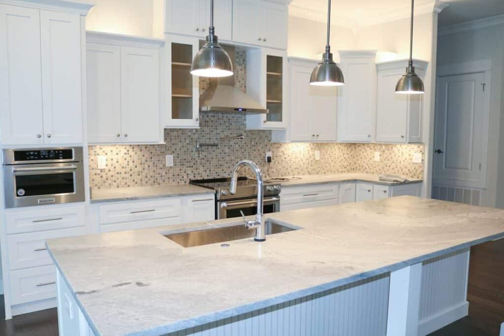 budget kitchen remodel lighting ideas