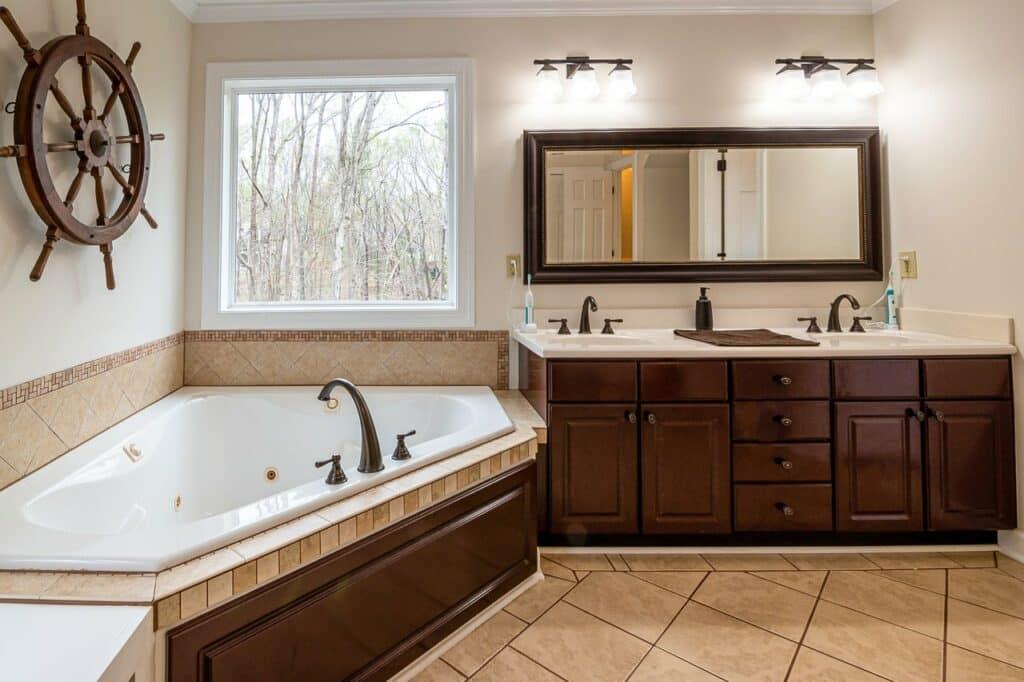 Expensive Bathroom Remodel Tiling