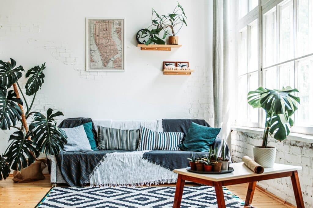 Boho home design