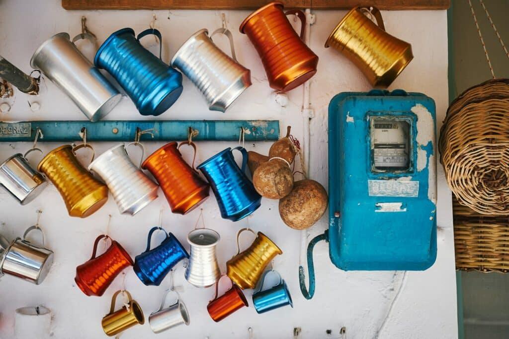 hooks in a garage storage ideas