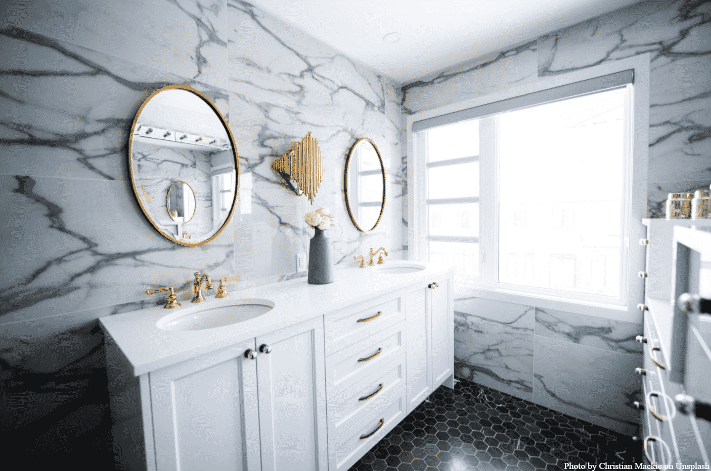 how to build a bathroom vanity