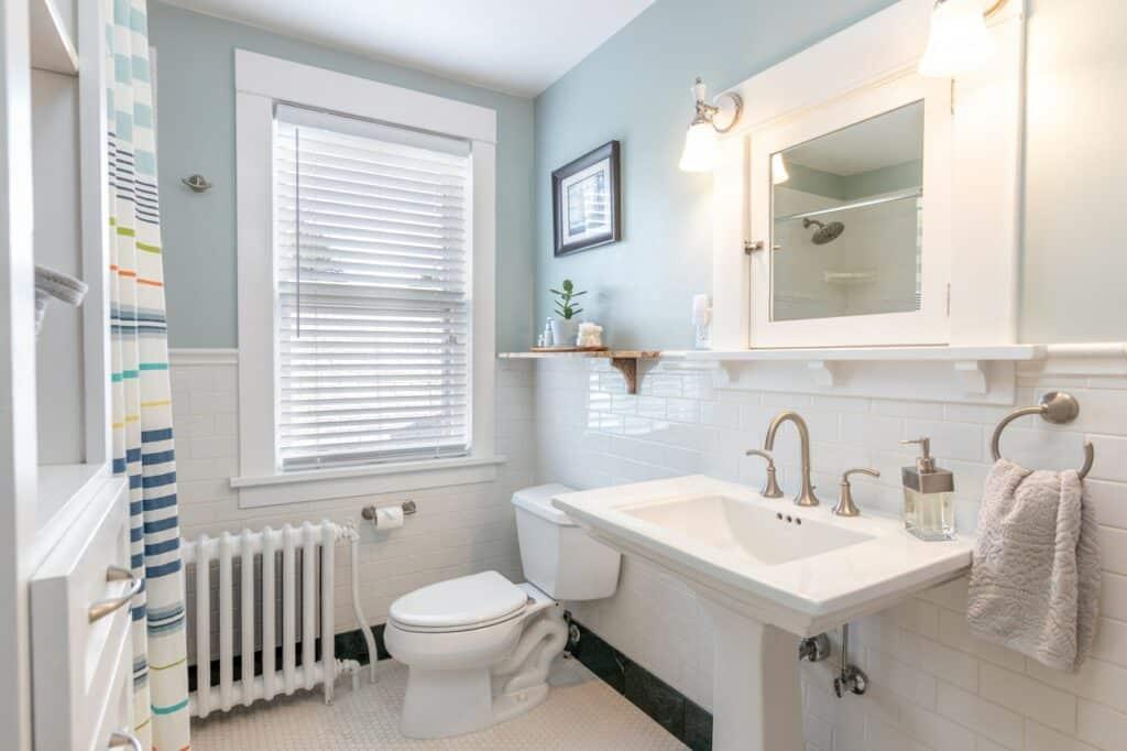Bathroom remodeling guest