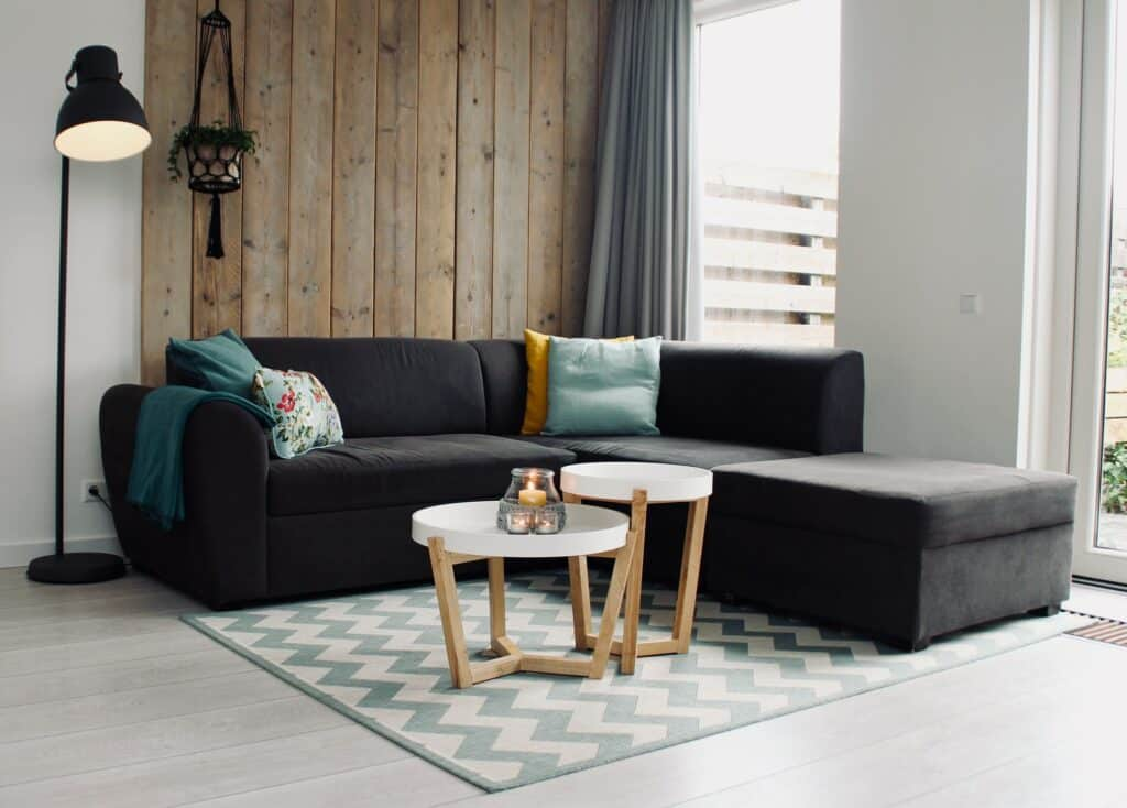 l-shaped sofas for decor