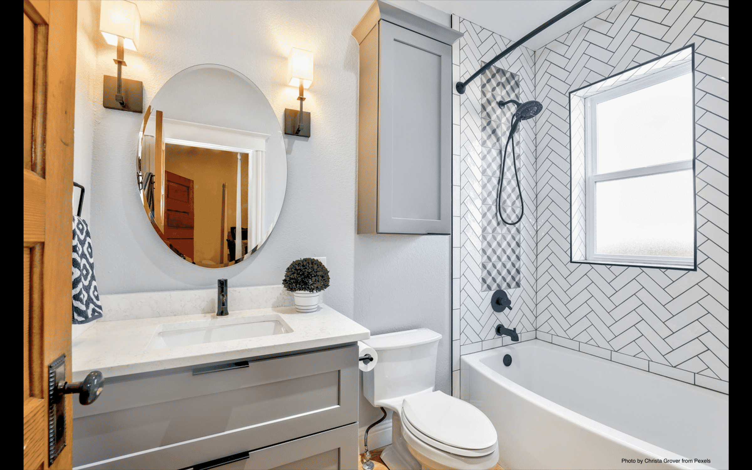 How To Make The Most Of A 5x8 Bathroom Layout With Tips And Tricks