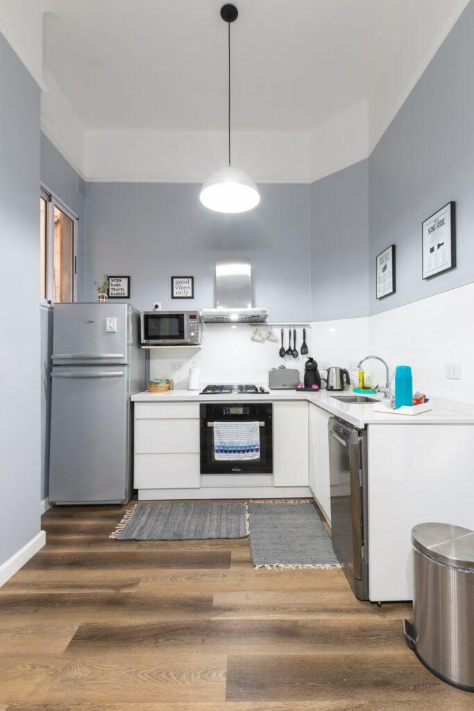 gray kitchen paint color ideas