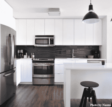 How to pack for a kitchen remodel