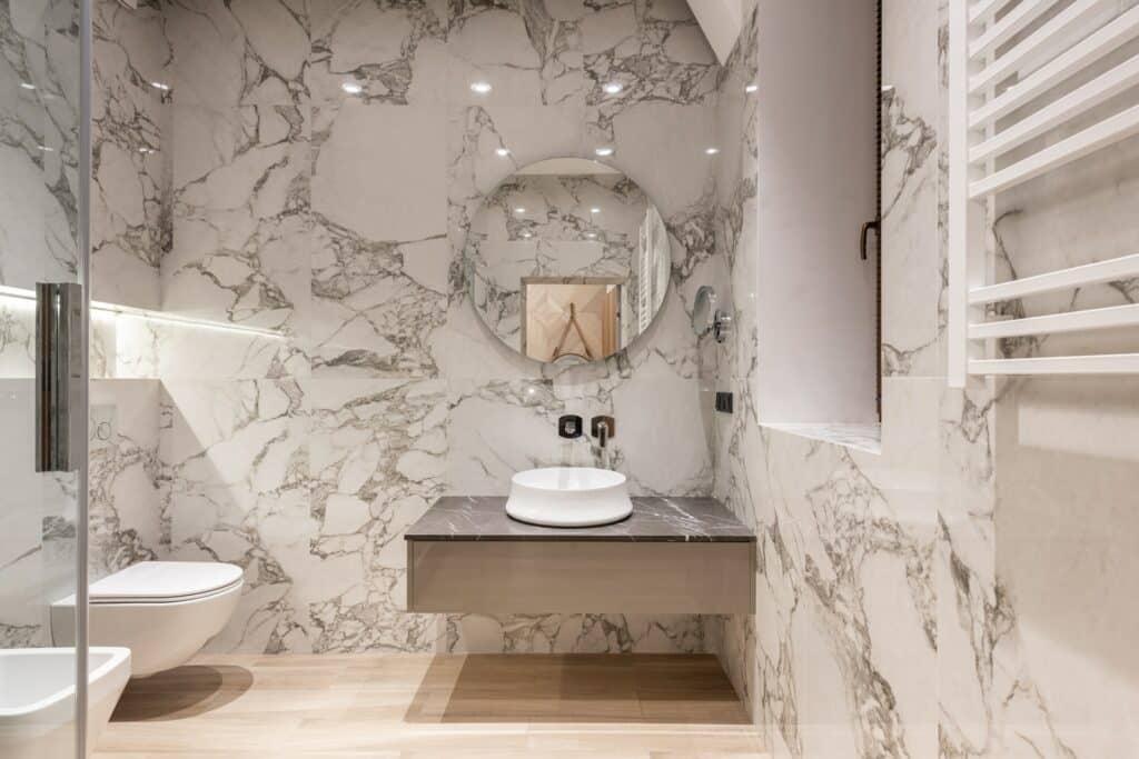 bathroom lighting options