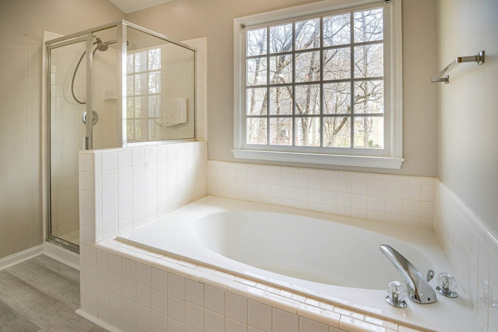 Expenses of a small bathroom remodel