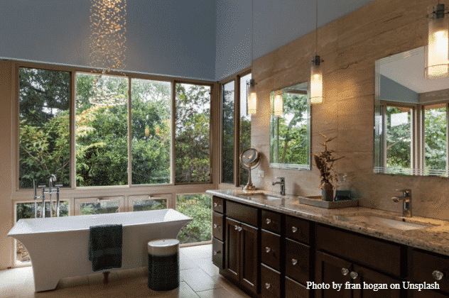 farmhouse bathroom ideas for a remodeling project