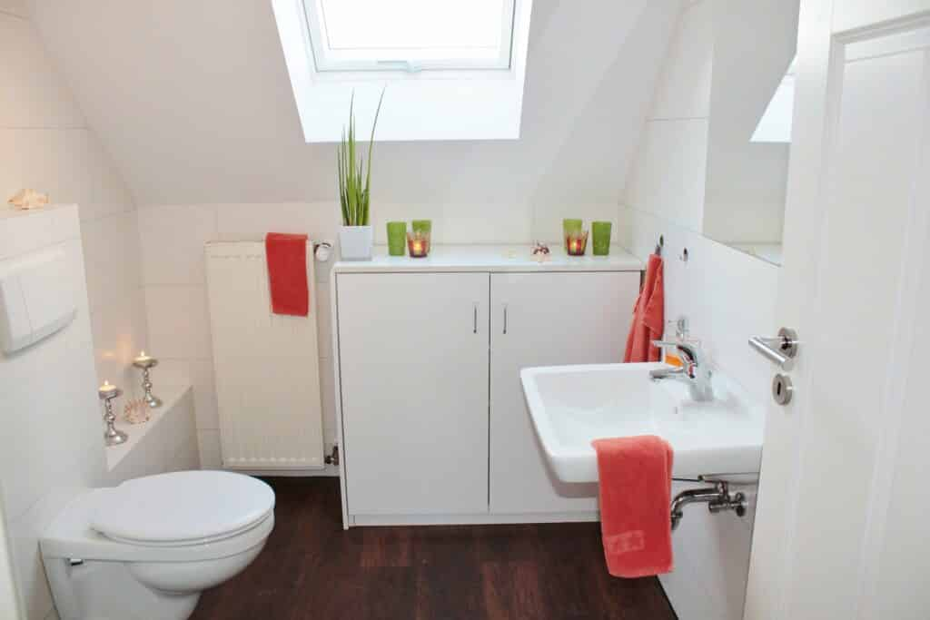 how much a small bathroom remodel will cost