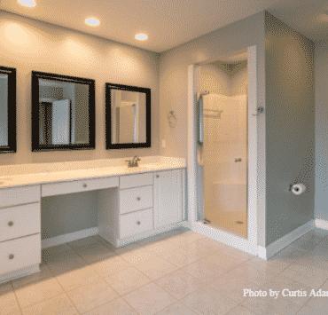 how to tile a bathroom shower