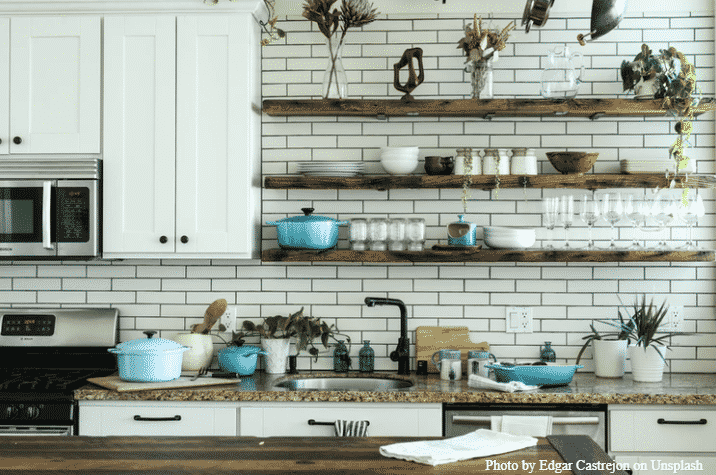 Kitchen Storage Mistakes