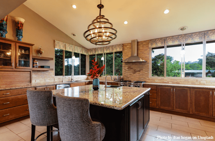 How to mantain granite countertops