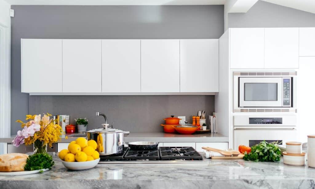 starting kitchen renovation