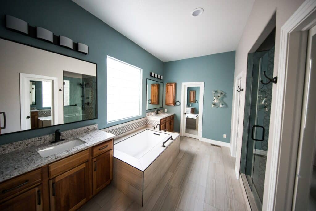 Master bathroom mistakes
