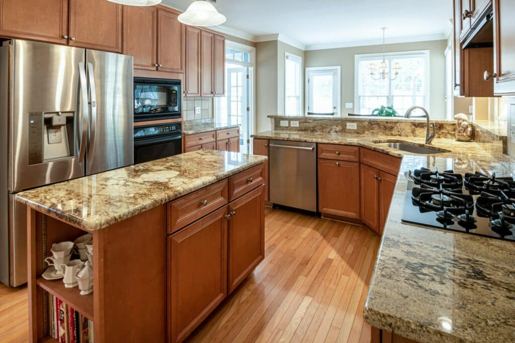 Open concepts for kitchen
