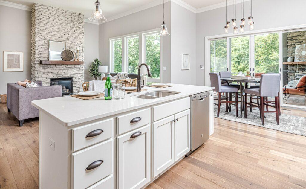 Concept idea for Open kitchen