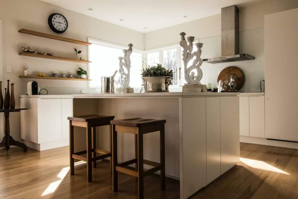 Ideas for open kitchen concept