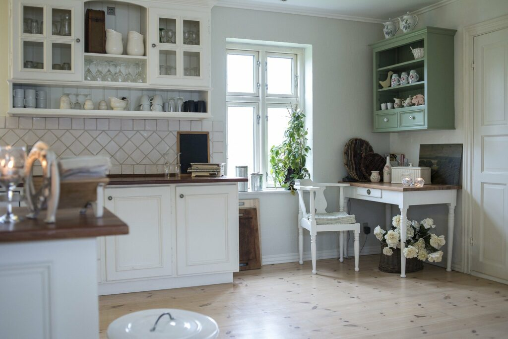 Outdated kitchen styles