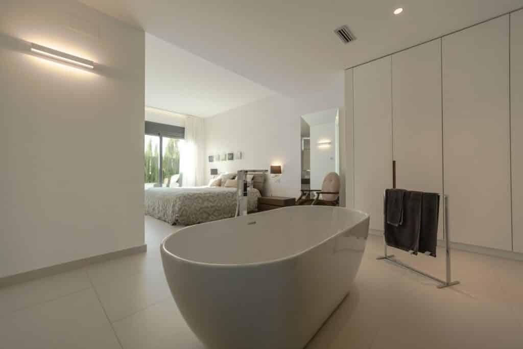 Bathroom flooring expenses