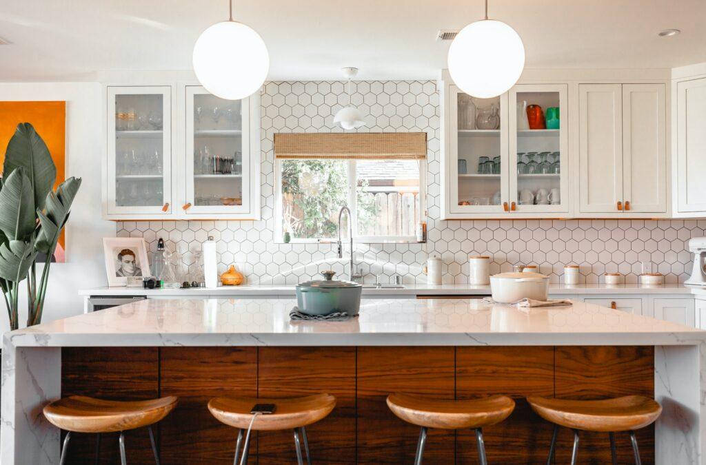 kitchen pattern remodel