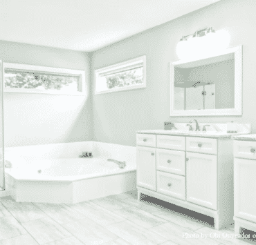 Outdated bathroom trends