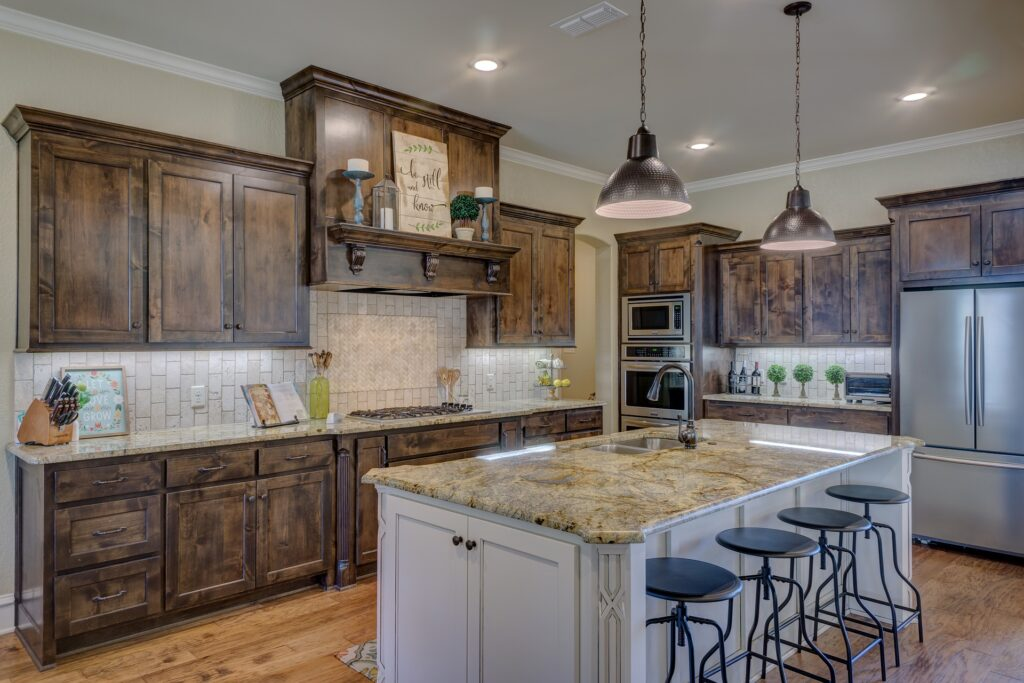 Guide to choosing best kitchen cabinets