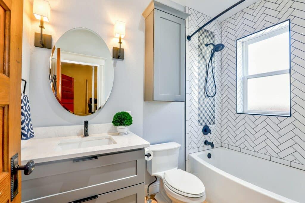 Ideas for bathroom light