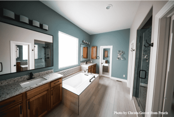 Top master bathroom trends