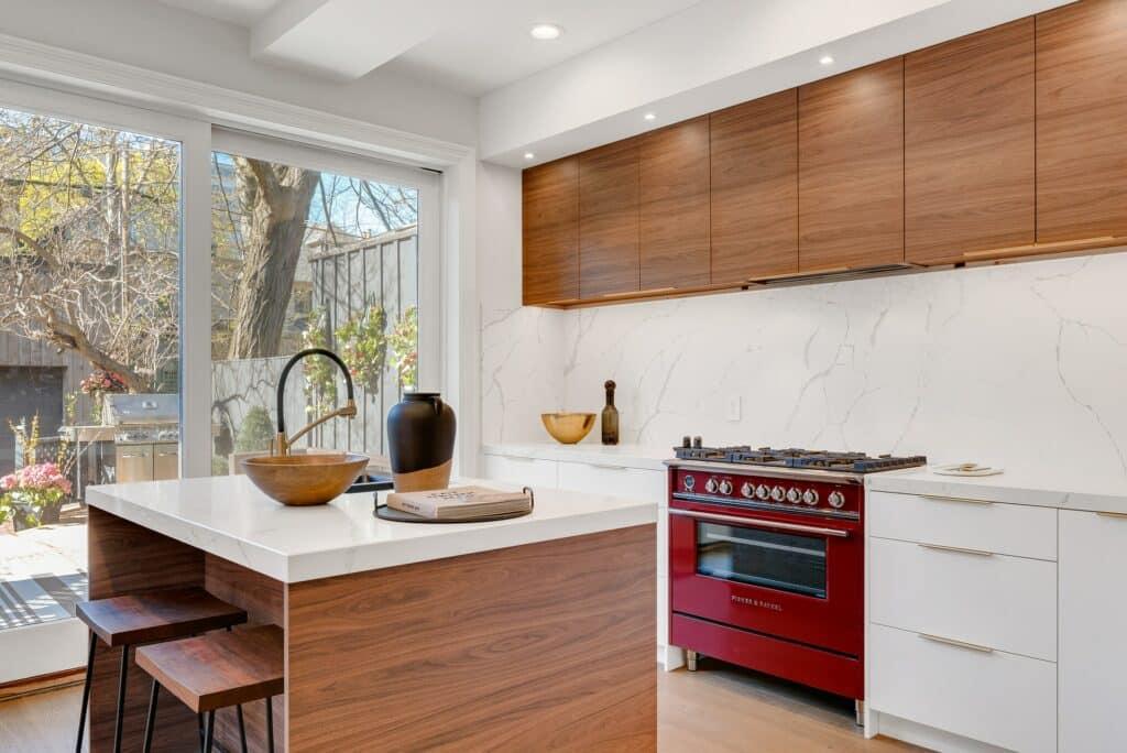 choose kitchen backsplash