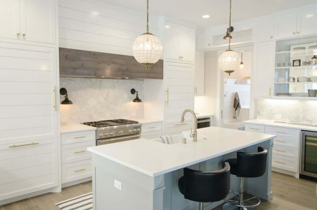 kitchen island remodel idea