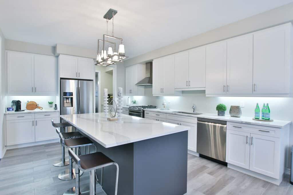 quartz kitchen countertop cost