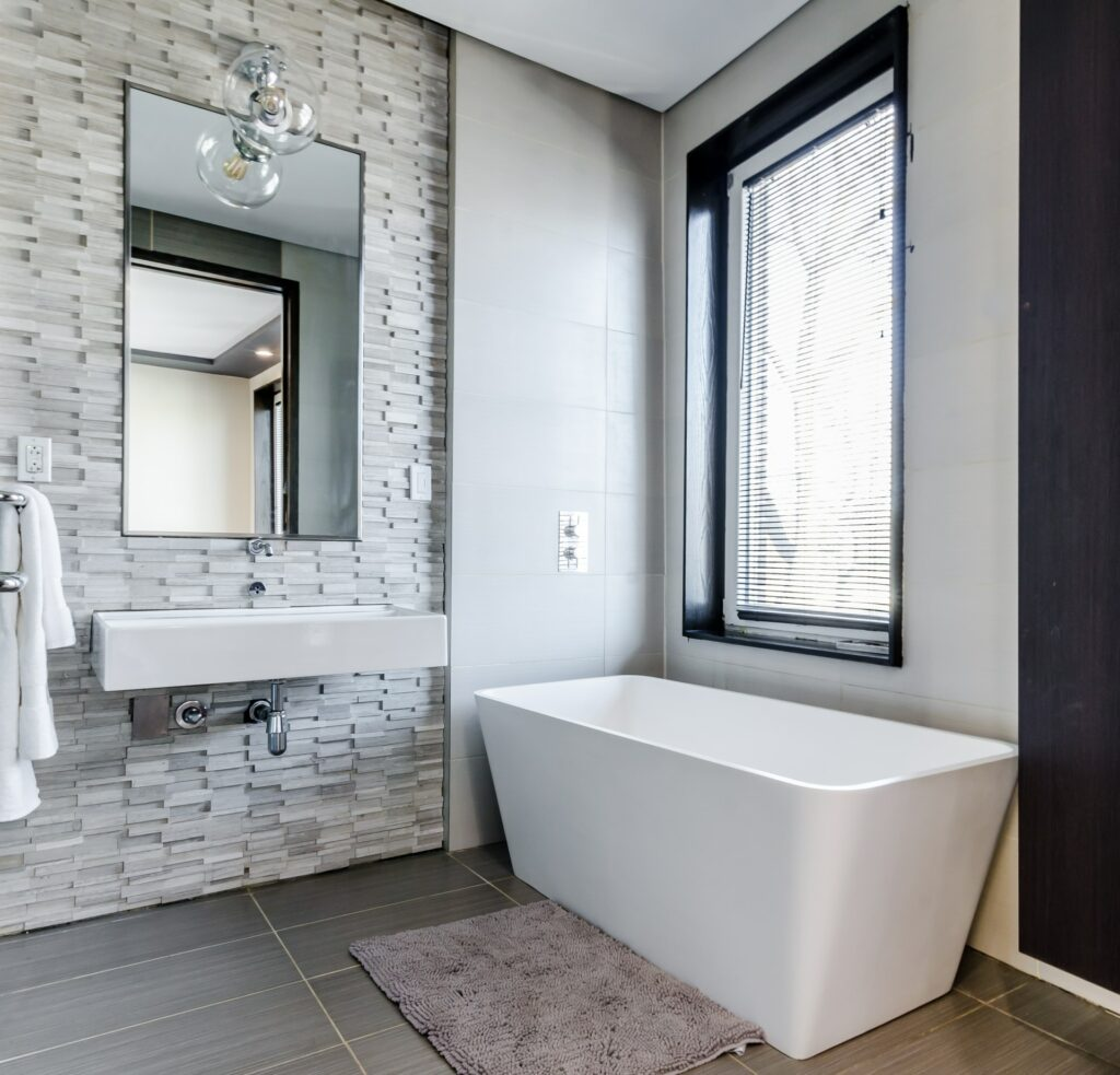 affordable small bathroom remodel