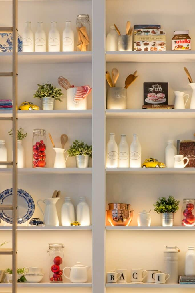 kitchen storage ideas drawer