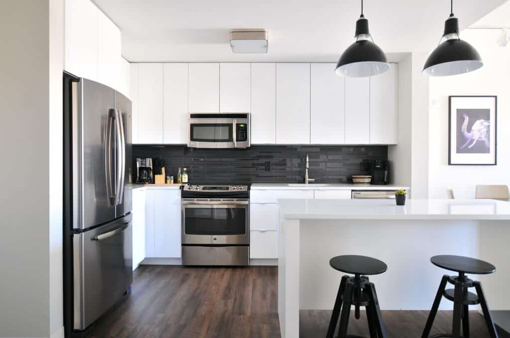 laminate inexpensive kitchen flooring options