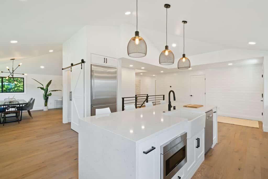remodel kitchen flooring