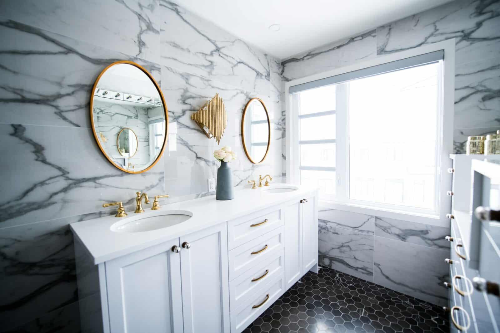 tile design tips for bathroom flooring