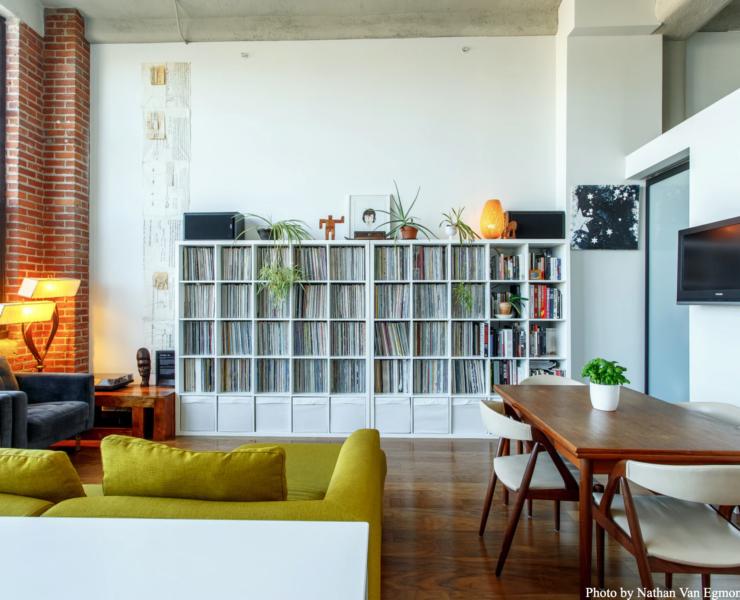 apartment decor on a budget