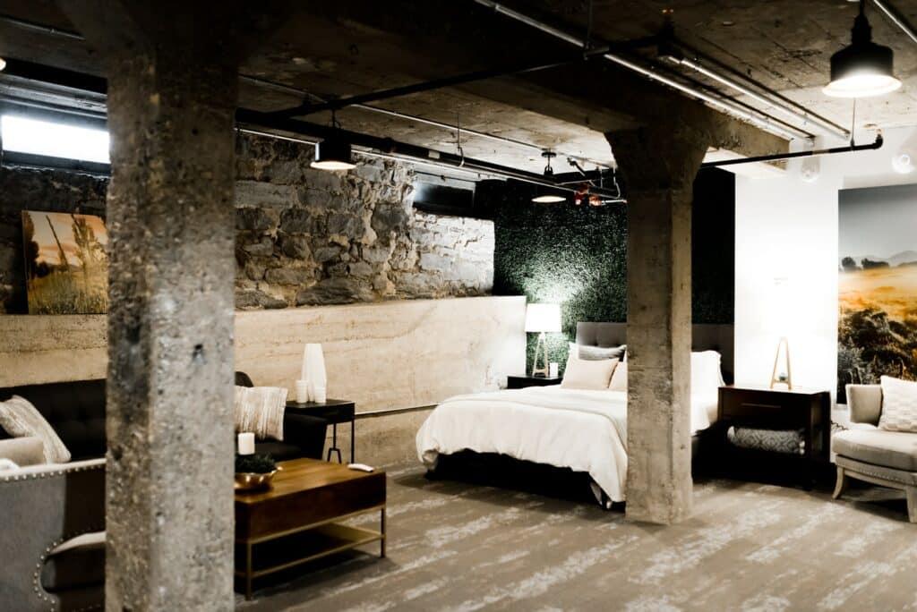 basement home addition ideas