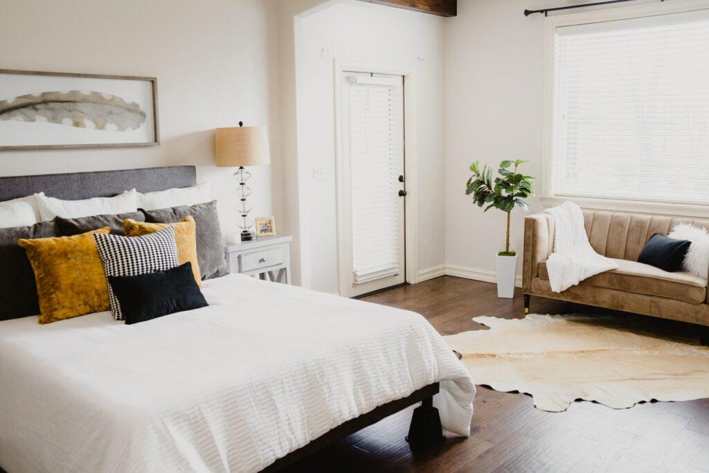 bedroom dimensions