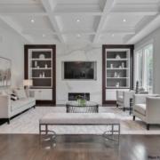 how to arrange a living room