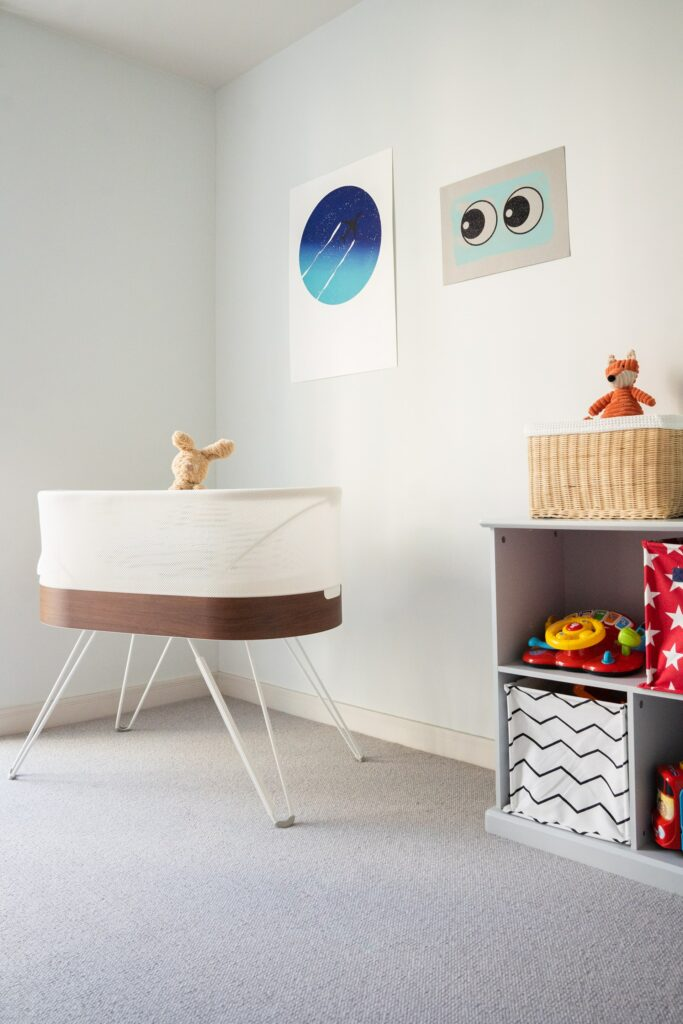 kid room sections