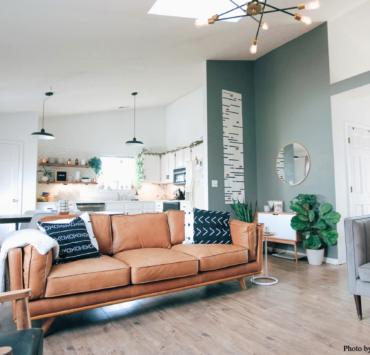 mid-century modern home ideas